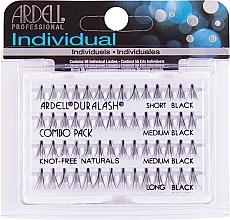 Perfumería y cosmética Pestañas postizas individuales - Ardell Individual Combo Pack