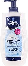 Perfumería y cosmética Crema corporal hidratante con vitamina B5 - Felce Azzurra Classic Moisturizing Cream