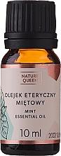 Perfumería y cosmética Aceite esencial de menta piperita 100% puro - Nature Queen Essential Oil Mint