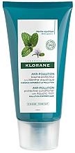 Perfumería y cosmética Acondicionador protector con menta acuática - Klorane Anti-Pollution Protective Conditioner With Aquatic Mint
