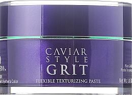 Perfumería y cosmética Pasta texturizante antiedad de caviar negro - Alterna Caviar Style Grit Flexible Texturizing Paste