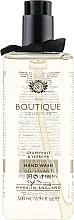 Perfumería y cosmética Jabón de manos líquido con aroma a pomelo y verbena - Grace Cole Boutique Grapefruit & Verbena Hand Wash