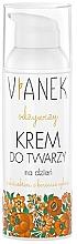 Perfumería y cosmética Crema de día con extracto de escarola - Vianek Nourishing Day Cream