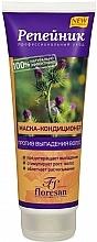 Perfumería y cosmética Mascarilla acondicionador anticaída de cabello con extracto de bardana - Floresan