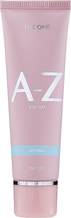 Crema CC con color, hidratante, antiarrugas, SPF 30 - Oriflame The One A-Z Cream