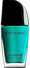 Perfumería y cosmética Esmalte de uñas - Wet N Wild Shine Nail Color