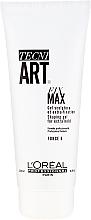 Perfumería y cosmética Gel fijador extra fuerte - L'Oreal Professionnel Tecni-Art Fix Max Shaping Gel Force 6
