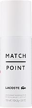 Perfumería y cosmética Lacoste Match Point - Desodorante en spray