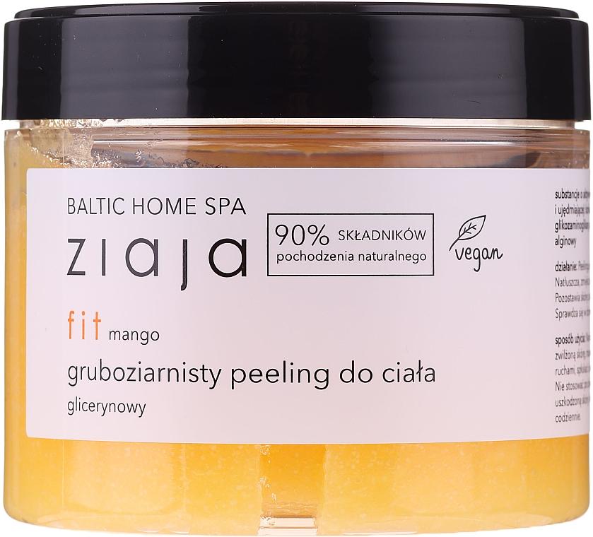 Peeling corporal anticelulítico con extracto de higo, aroma a mango - Ziaja Baltic Home SPA Body Peeling