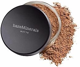 Perfumería y cosmética Base de maquillaje matificante en polvos sueltos - Bare Escentuals Bare Minerals Matte Foundation SPF15