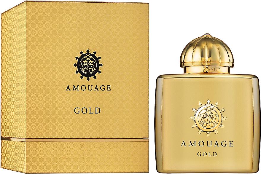 Amouage Gold Pour Femme - Eau de parfum — imagen N2