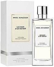 Perfumería y cosmética Angel Schlesser Les Eaux d'un Instant Intimate White Flowers - Eau de toilette