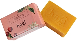 Perfumería y cosmética Jabón natural artesano con aceite de maní y manteca de tucuma - Hagi Natural Soap