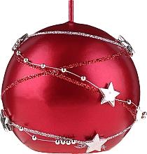 Perfumería y cosmética Vela decorativa, roja, 8cm - Artman Christmas Garland