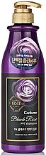 Perfumería y cosmética Champú con aceite de rosa negra - Welcos Confume Black Rose PPT Shampoo