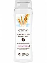 Perfumería y cosmética Gel de ducha hipoalergénico para pieles sensibles con extracto de trigo - Barwa Hypoallergenic Gel