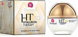 Perfumería y cosmética Crema de día remodeladora con filler hialurónico - Dermacol Hyaluron Therapy 3D Wrinkle Day Filler Cream