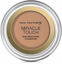Perfumería y cosmética Base de maquillaje compacto de cobertura perfecta y acabado natural - Max Factor Miracle Touch