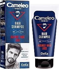 Perfumería y cosmética Champú anticaída con extracto de trébol rojo - Delia Cameleo Men Against Hair Loss Shampoo