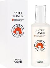 Perfumería y cosmética Tónico facial calmante antibacteriano con extracto de opuntia y aloe vera - Yadah Anti-T Toner