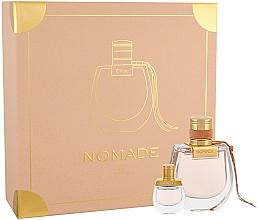 Perfumería y cosmética Chloe Nomade - Set (eau de parfum/50ml + eau de parfum/5ml)