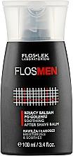 Perfumería y cosmética Bálsamo aftershave calmante - Floslek Flosmen Soothing After Shave Balm