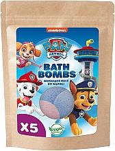 Perfumería y cosmética Bombas de baño infantiles con diferentes aromas - Nickelodeon Paw Patrol (doypack)