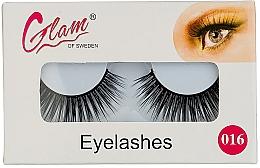 Perfumería y cosmética Pestañas postizas (sin pegamento) №016 - Glam Of Sweden Eyelashes