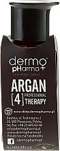 Perfumería y cosmética Sérum de argán para cabello, uñas y cuerpo - Dermo Pharma Argan Professional 4 Therapy Multiactive Serum Hair Body Nail Argan