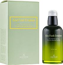 Perfumería y cosmética Emulsión facial refrescante de aloe vera - The Skin House Aloe Fresh Emulsion