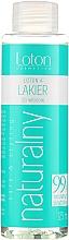 Perfumería y cosmética Laca natural, acabado natural (recarga) - Loton 4 Hairspray