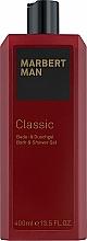 Perfumería y cosmética Marbert Man Classic - Gel de ducha perfumado