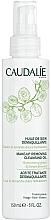 Perfumería y cosmética Aceite desmaquillante con uva & almendra - Caudalie Make-Up Removing Cleansing Oil