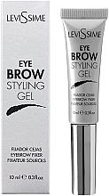 Perfumería y cosmética Gel fijador de cejas - LeviSsime Eye Brow Styling Gel