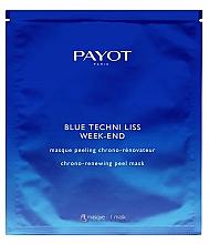 Perfumería y cosmética Mascarilla facial con extracto de marrubio & ácido glicólico - Payot Blue Techni Liss Week-End
