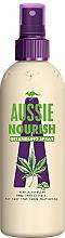 Perfumería y cosmética Spray desenredante de cabello con aceite de semilla de cáñamo - Aussie Nourish Detangling Spray