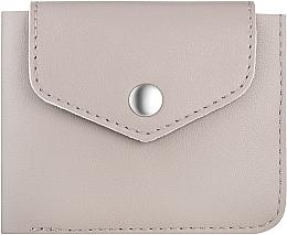Perfumería y cosmética Cartera en caja de regalo, beige - Makeup Bi-Fold Wallet Taupe, Classy