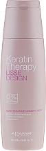 Perfumería y cosmética Crema acondicionadora con manteca de karité - Alfaparf Lisse Design Keratin Therapy Maintenance Conditioner