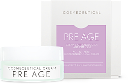 Perfumería y cosmética Crema facial intensiva con carnosina y péptidos de soja - Surgic Touch Pre Age Intensive Biotechnological Cream
