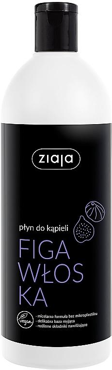 Espuma de baño con aroma a higo - Ziaja Bath Foam