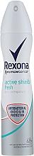 Perfumería y cosmética Desodorante antitranspirante antibacteriano - Rexona MotionSense Active Shield Fresh