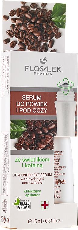 Sérum para contorno de ojos con cafeína - Floslek Eye Care Serum
