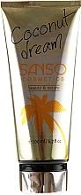 Perfumería y cosmética Bálsamo corporal perfumado - Sanso Cosmetics Coconut Dream Body Balm