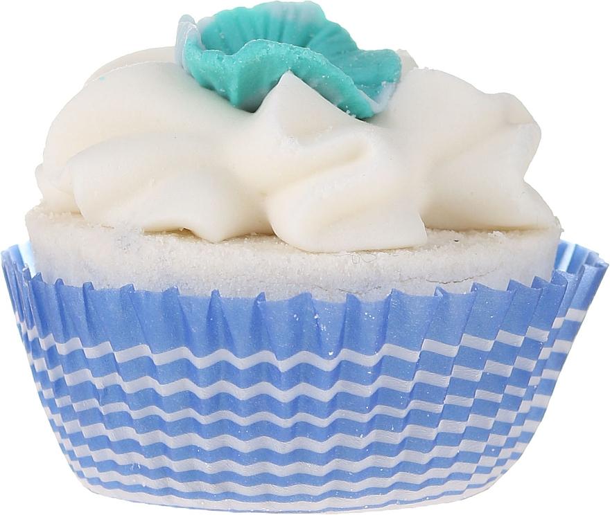 Bomba de baño en forma de cupcake con aroma a lavanda y camomila - Bosphaera