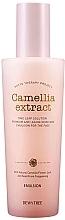 Perfumería y cosmética Emulsión facial antiedad con extracto de camelia - Dewytree Phyto Therapy Camellia Emulsion