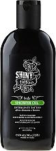 Perfumería y cosmética Aceite de ducha con extracto de avena y opuntia - Renee Blanche Shiny Tattoo Shower Oil