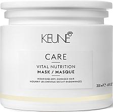 Perfumería y cosmética Mascarilla capilar nutritiva con proteína de trigo - Keune Care Vital Nutrition Mask