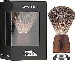 Perfumería y cosmética Brocha de afeitar con pelo de tejón - Zew For Men