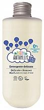 Perfumería y cosmética Gel limpiador con aloe vera y almendra dulce, 0% perfume y plástico - Anthyllis Zero Baby Delicate Cleanser