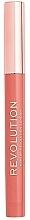 Perfumería y cosmética Barra de labios en lápiz - Makeup Revolution Velvet Kiss Lip Crayon Lipstick